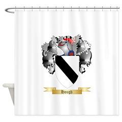 Hough Shower Curtain