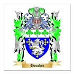 Houchin Square Car Magnet 3