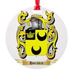 Hotchkin Round Ornament