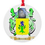 Hossack Round Ornament