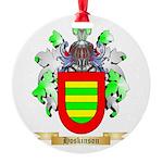 Hoskinson Round Ornament