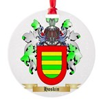 Hoskin Round Ornament