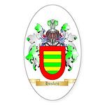 Hosken Sticker (Oval)