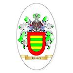 Hosken Sticker (Oval 50 pk)