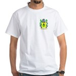 Hosick White T-Shirt