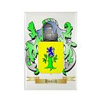 Hosick Rectangle Magnet (100 pack)