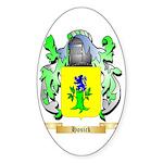 Hosick Sticker (Oval 10 pk)