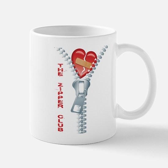 The Zipper Club Mug