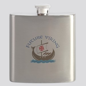 FUTURE VIKING Flask