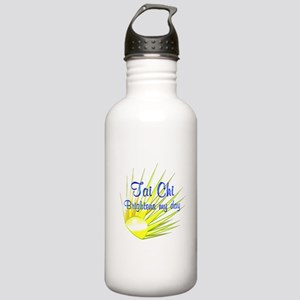 Tai Chi Brightens Stainless Water Bottle 1.0L