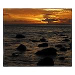 Maui Sunset King Duvet