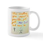 Quirky Quotes Ceramic Mug Mugs