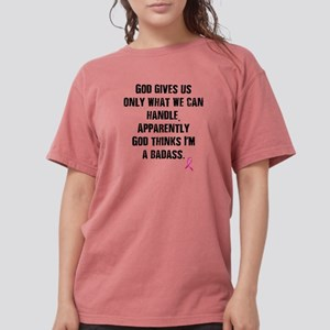 Badass Breast Cancer Fighter T-Shirt