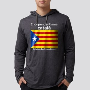 Catalan Independence Long Sleeve T-Shirt