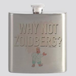 Futurama Why Not Zoidberg Flask