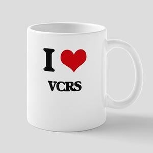 I love Vcrs Mugs