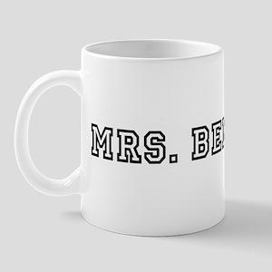 Mrs. Benavides  Mug