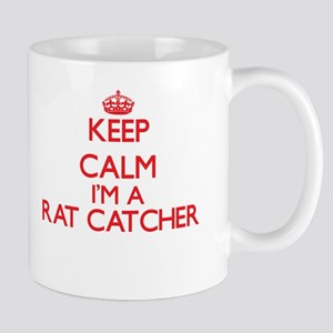Keep calm I'm a Rat Catcher Mugs