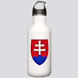 Slovakia Ice Hockey Em Stainless Water Bottle 1.0L