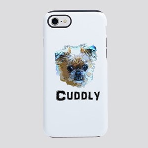 Cuddly Shih tzu iPhone 7 Tough Case