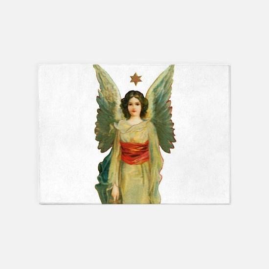 Star Angel 5'x7'Area Rug