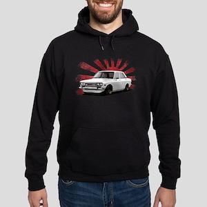 Datto Racer Hoodie (dark)