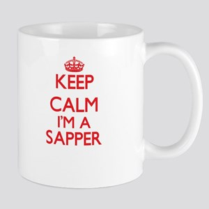 Keep calm I'm a Sapper Mugs