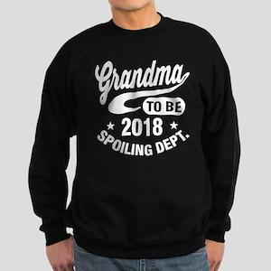 Grandma To Be 2018 Sweatshirt