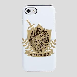 Saint Michael Shield iPhone 7 Tough Case