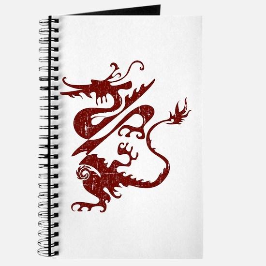 Dragon art Journal