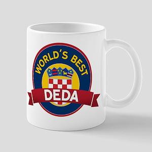 World's Best deda Mug