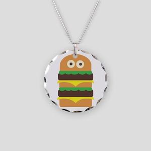Hamburger_Base Necklace