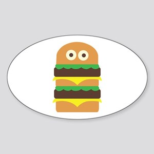 Hamburger_Base Sticker