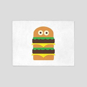 Hamburger_Base 5'x7'Area Rug