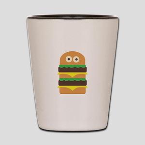Hamburger_Base Shot Glass