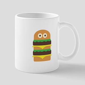 Hamburger_Base Mugs