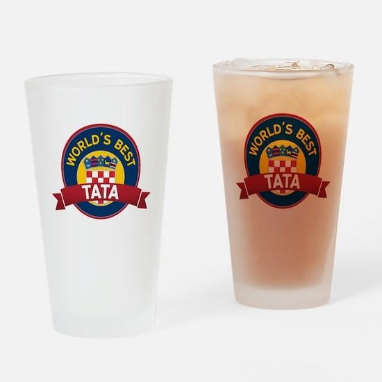 World's Best Tata Drinking Glass