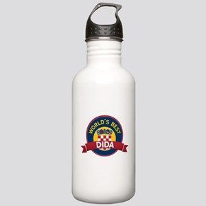 World's Best dida Stainless Water Bottle 1.0L