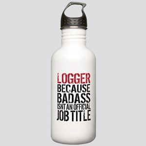 Logger Badass Stainless Water Bottle 1.0L