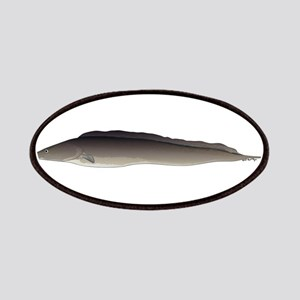 Aba African Knifefish Patch