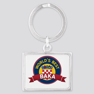 World's Best Baka Keychains