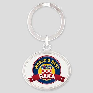 World's Best Baka Keychains