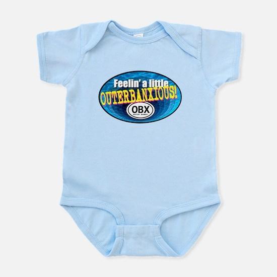 OUTERBANXIOUS Infant Bodysuit