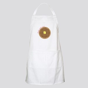 Waffle_Made With Love Apron