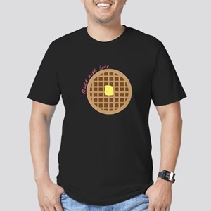 Waffle_Made With Love T-Shirt