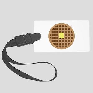 Waffle_Base Luggage Tag