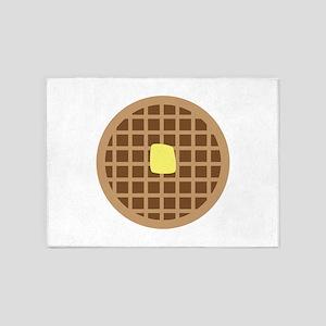 Waffle_Base 5'x7'Area Rug