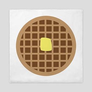 Waffle_Base Queen Duvet