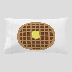 Waffle_Base Pillow Case