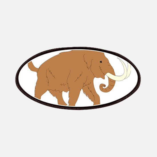 Woolly Mammoth Patches